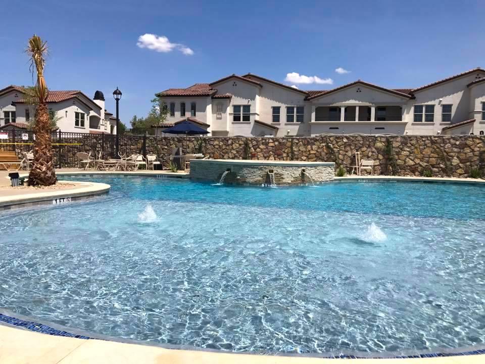 swimming pool construction in el paso texas