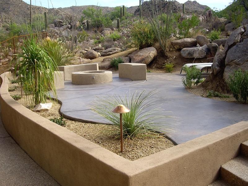 Landscape Designer In El Paso Texas Patio Construction In El Paso Tx